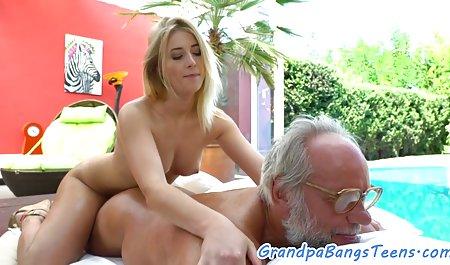 Busty سکس بابا با مامان Milf Doing Titjob BVR