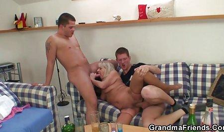 عمق نوجوان سکس مامان با پسر